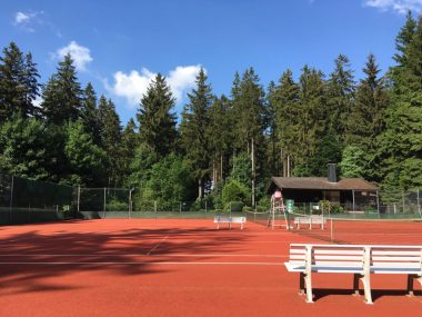 Tennisclub Rückblick Reifenberg Tag der offenen Tür 2018