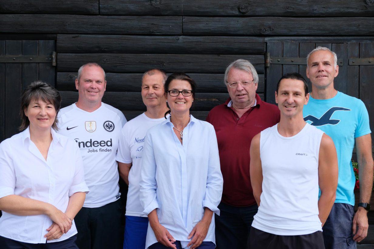 Tennis-Club Reifenberg Vorstand 2020